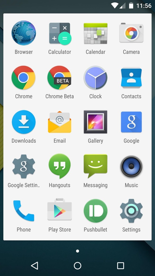 Android lollipop download